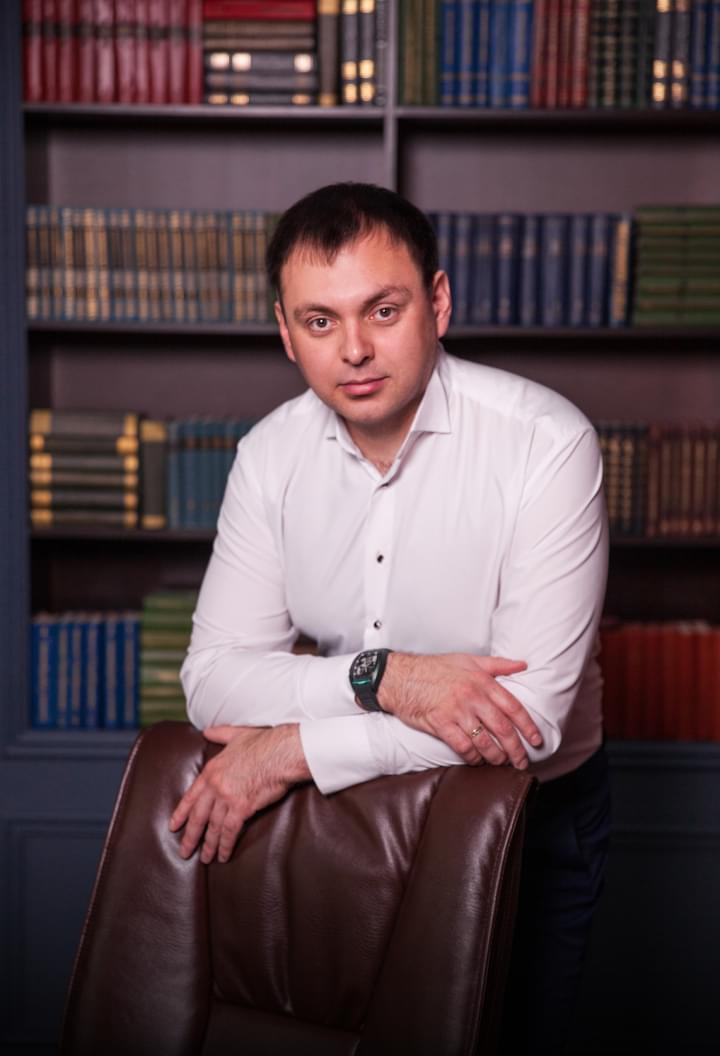 Руслан Казанович. Мастер-трейдер